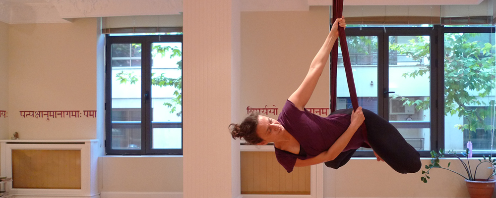 Unnata® Yoga Aéreo